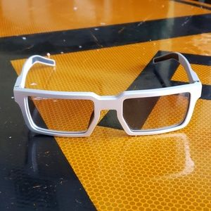Prada Other - Prada  PRADA Sunglasses PR 50SS UEF4P2 Brushed Alu